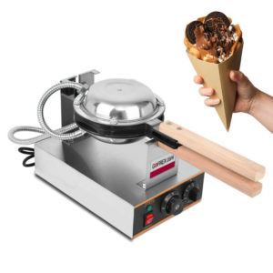 Bubble Waffle Maker FY-6 | Original Egg Waffle Maker is a professional device for commercial preparation of egg waffles. Bubble Waffle Maker FY-6 is most common machine around the world and give quick return because of comparatively low price. Original Egg Waffle Maker FY-6 is good for the beginning of an adventure with Sweet Bubble Business.