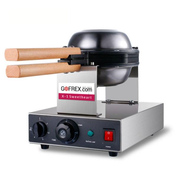 gofrownica bąbelkowa x-1 waflownica bąbelkowa bubble egg waffle x-1 maker