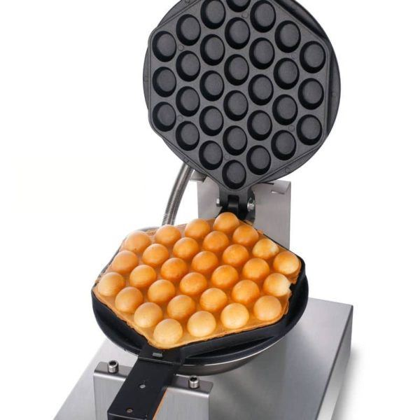 bubble waffle maker x-1 najlepsza gofrownica bąbelkowa egg waffle maker eggette