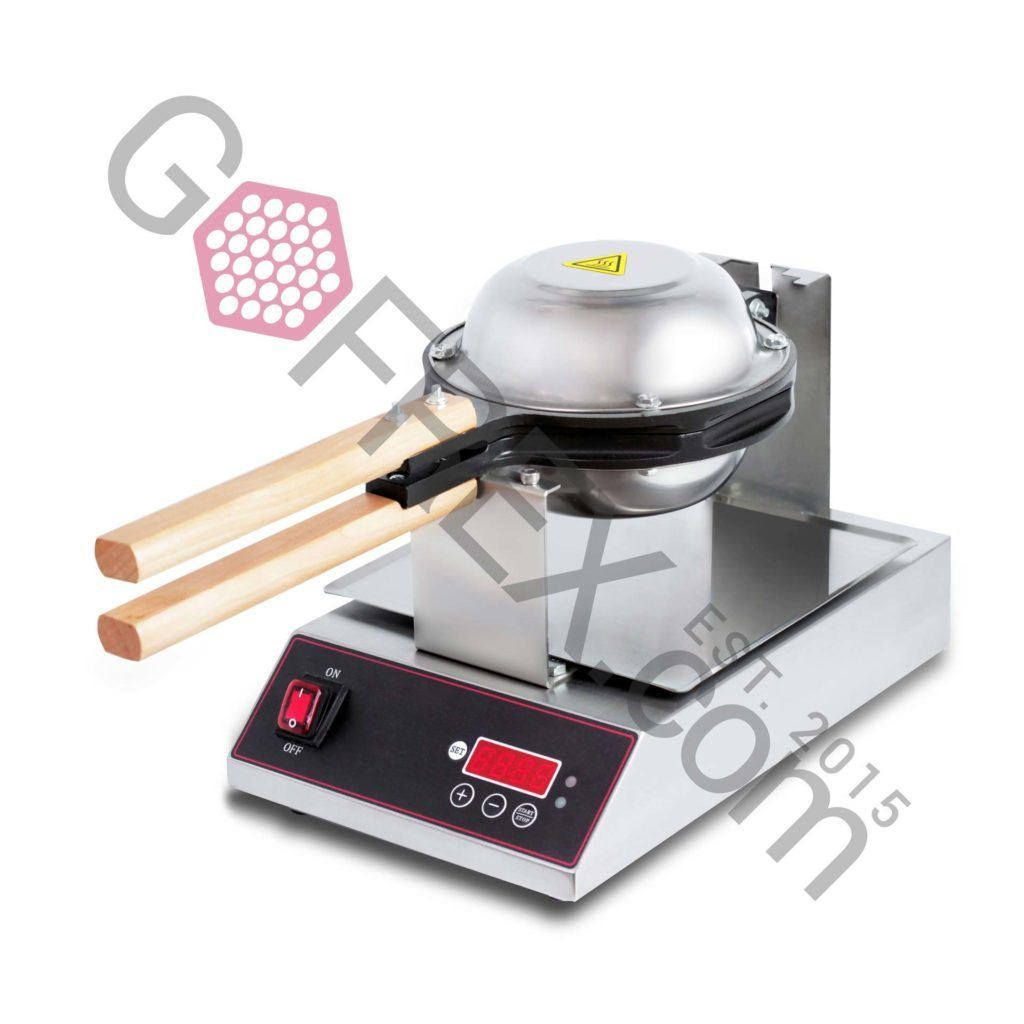 Bubble Waffle Maker X-9® | High Quality Product 2018