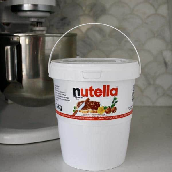 3kg Nutella