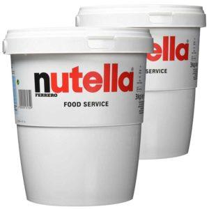 2x Nutella 3 kg | Duże Opakowanie