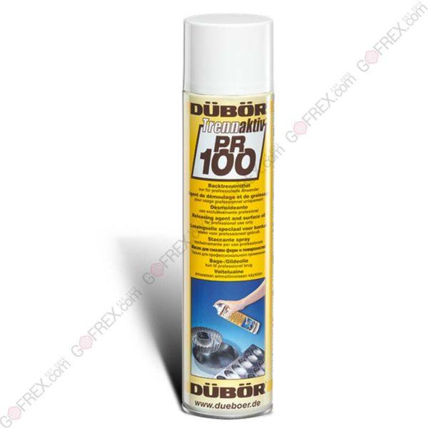 Olej w Sprayu do Gofrownic 600ml   Dübör_PR100