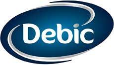 Gofrownice Bąbelkowe dla Lodziarni i Bubble Waffle debic logo