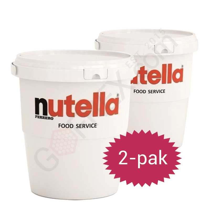 Black Weekend w GOFREX.com nutella 3kg 2pak web