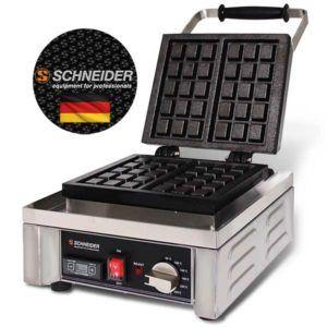 Gofrownica profesjonalna Schneider Belgian 1600W