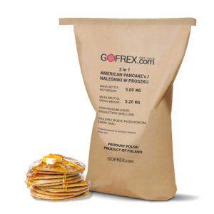 Ciasto 2w1 Naleśniki & Pancake's | Gotowa mieszanka 5kg