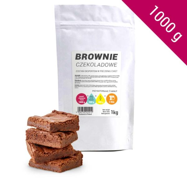 Brownie Czekoladowe 1kg | Gotowa Mieszanka