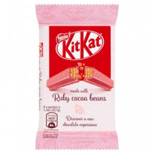 Kit Kat Ruby Chocolate| Baton