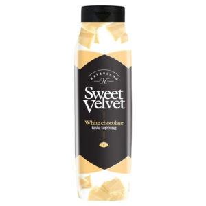 Polewa Biała Czekolada 1 Kg | Sos Sweet Velvet