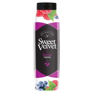 Polewa Jagodowa 1 Kg | Sos Sweet Velvet