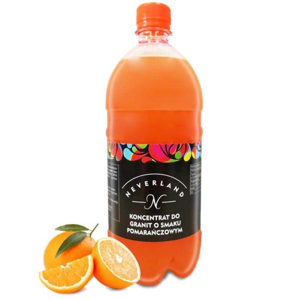 Granita Pomarańczowa 1L | Neverland