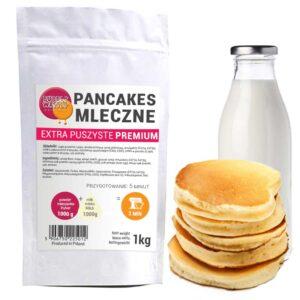 Caisto Naleśniki Pancakes Premium 1kg   Mleczne