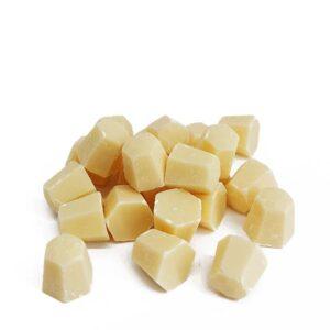 diamenty biała czekolada