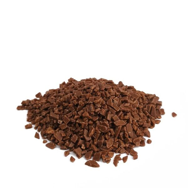 platki czekoladowe kruszona mleczna czekolada posypka